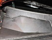 Замена салонного фильтра на Шевроле Нива
