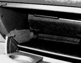 Замена салонного фильтра Опель Астра