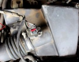 Форд Фокус 2 замена воздушного фильтра