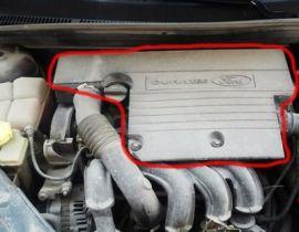Форд Фиеста замена воздушного фильтра