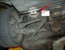 Замена топливного фильтра Форд Мондео