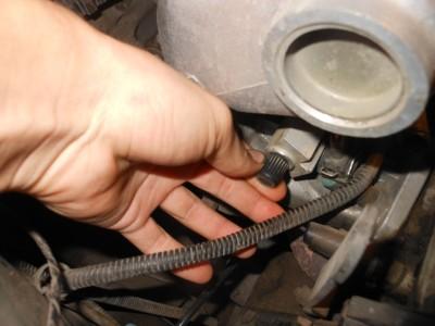 Замена топливного фильтра на ВАЗ 2115