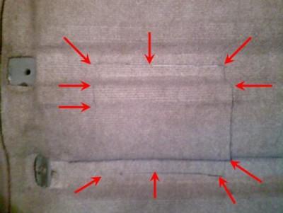 1-1 Замена топливного фильтра тойота ипсум
