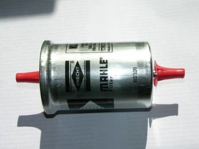 1-1  Замена топливного фильтра рено логан