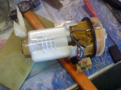 Топливный фильтр на тойота версо 18 как поменять