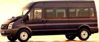 Форд Транзит замена салонного фильтра