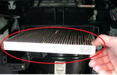 Салонный фильтр для форд транзита фото 53-585