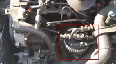 Замена топливного фильтра пежо Замена рабочего цилиндра сцепления королла 150