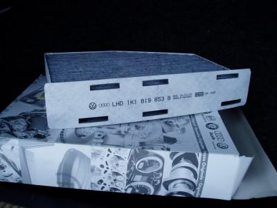 фольксваген джетта 1987 замена салонного фильтра