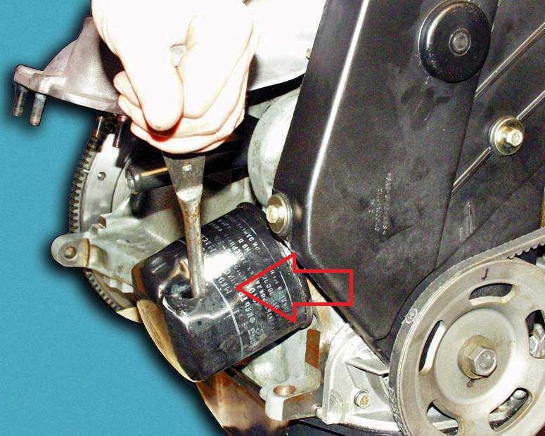 Фото №13 - сколько надо масла в коробку ВАЗ 2110