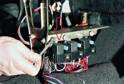 Схема вентилятора охлаждения ваз 2110 инжектор фото 326